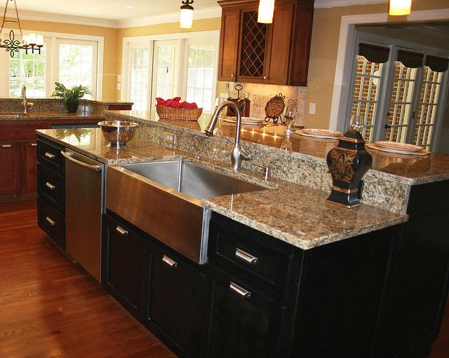 LOVE Stainless Steel Farmhouse Sinks For The Home