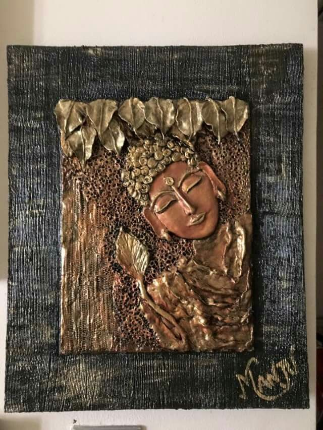 1000 Images About 3D Murals On Pinterest Salt Dough Clay Tiles And Pottery