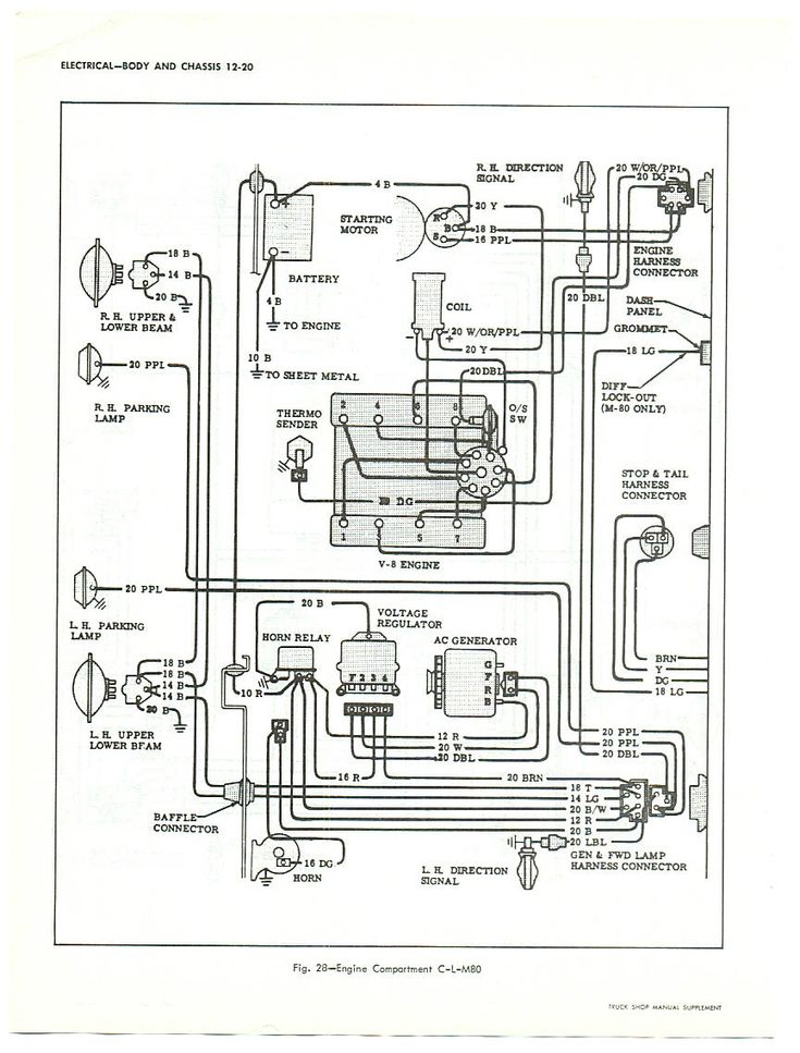 85 Chevy Truck Wiring Diagram large trucks but is