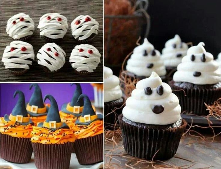 1000 Images About Halloween Cupcakes Amp Muffins On