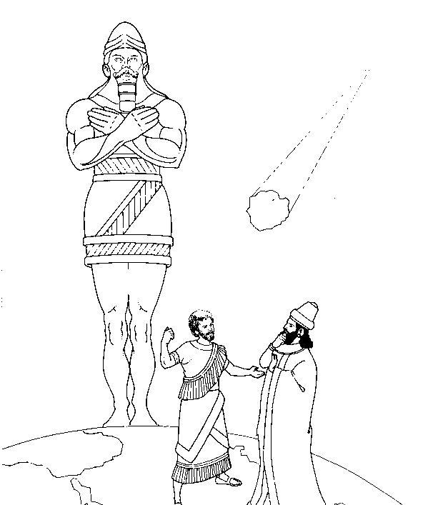best bible  daniel  nebuchadnezzar's dream images on