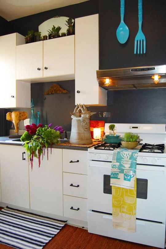 Kitchen Interior Design Small House