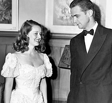Image result for howard hughes and bette davis