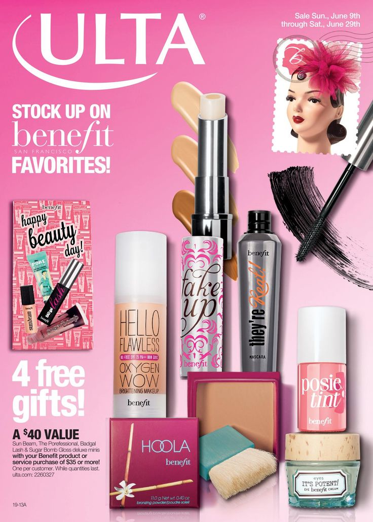 ULTA Beauty Store has awesome products and always has