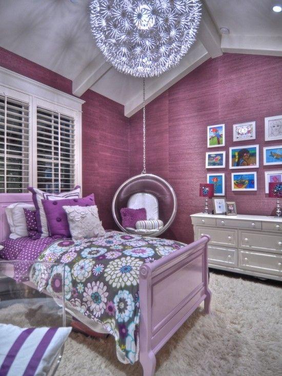 Purple Room Design Super Cute For A Quot Big Girl Quot Room Too
