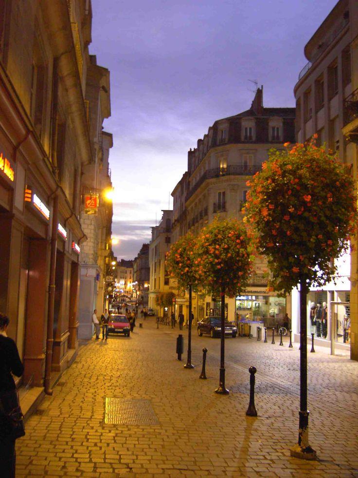 Nantes, Pays de la Loire, France http//travideos.es