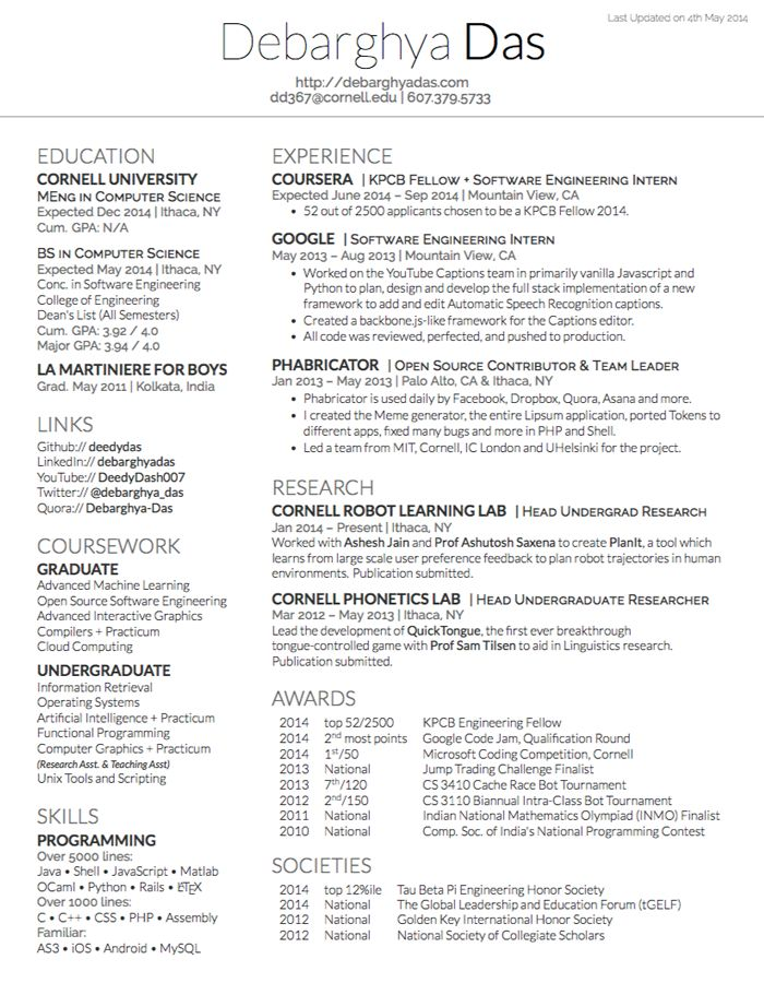 1000 ideas about latex resume template on pinterest cv template