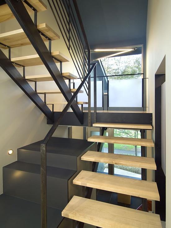 20 Best Images About Escaliers Split Level On Pinterest