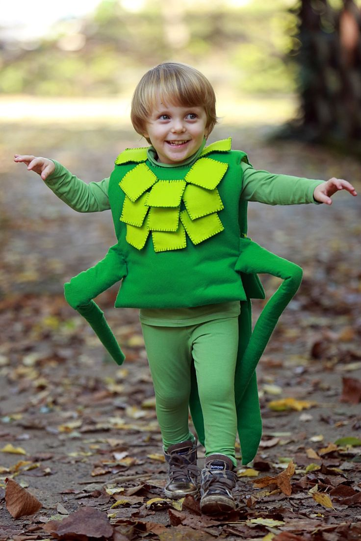 DIY Jiminy cricket costume for carnival or halloween FW15