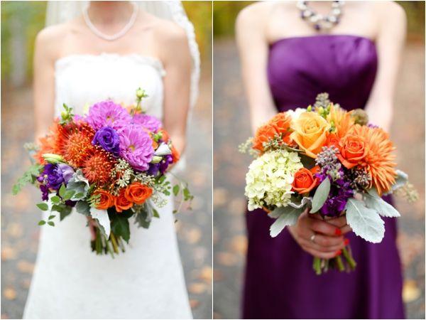 17 Best Ideas About Purple Fall Weddings On Pinterest