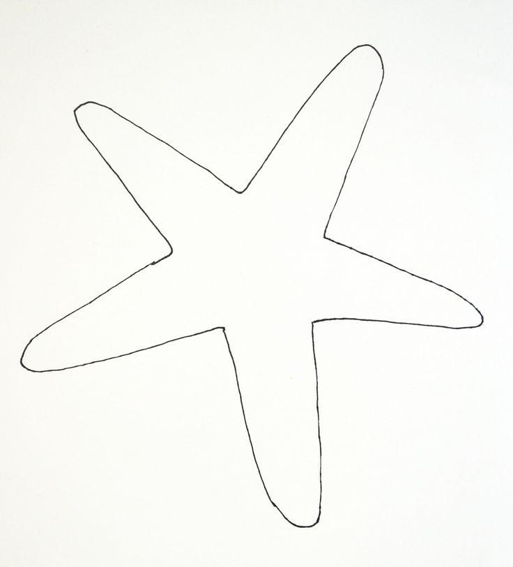 1000 ideas about starfish template on pinterest starfish crafts