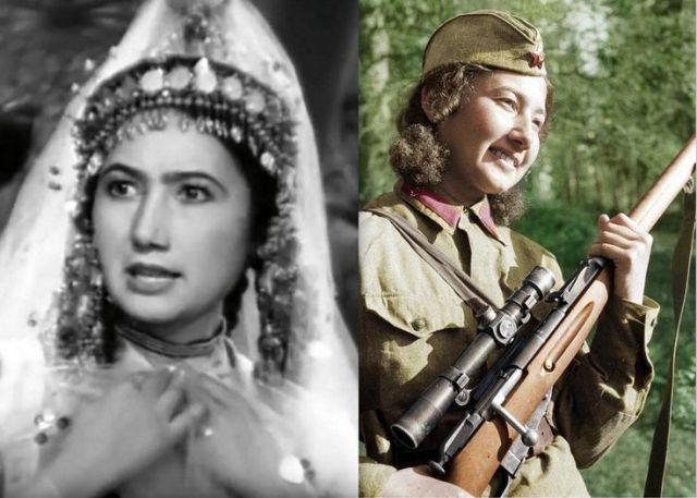 Deadliest Female Russian Snipers