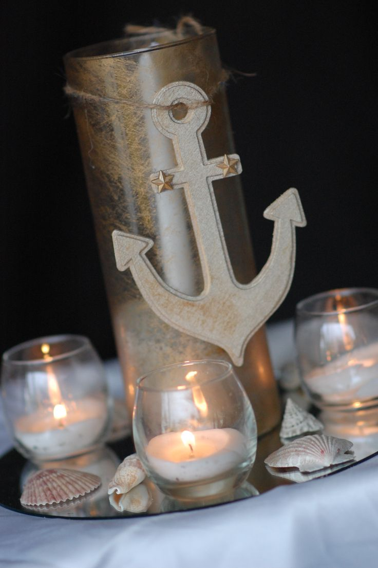 17 Of 2017s Best Nautical Centerpiece Ideas On Pinterest