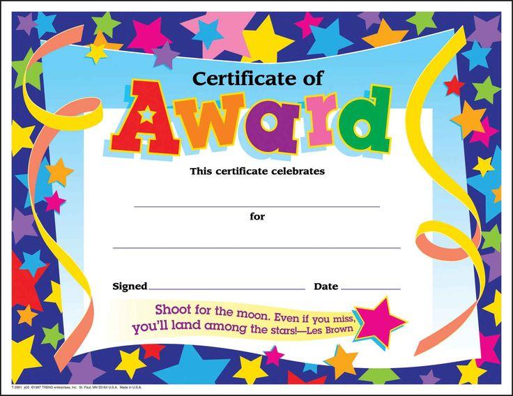 Award essay example
