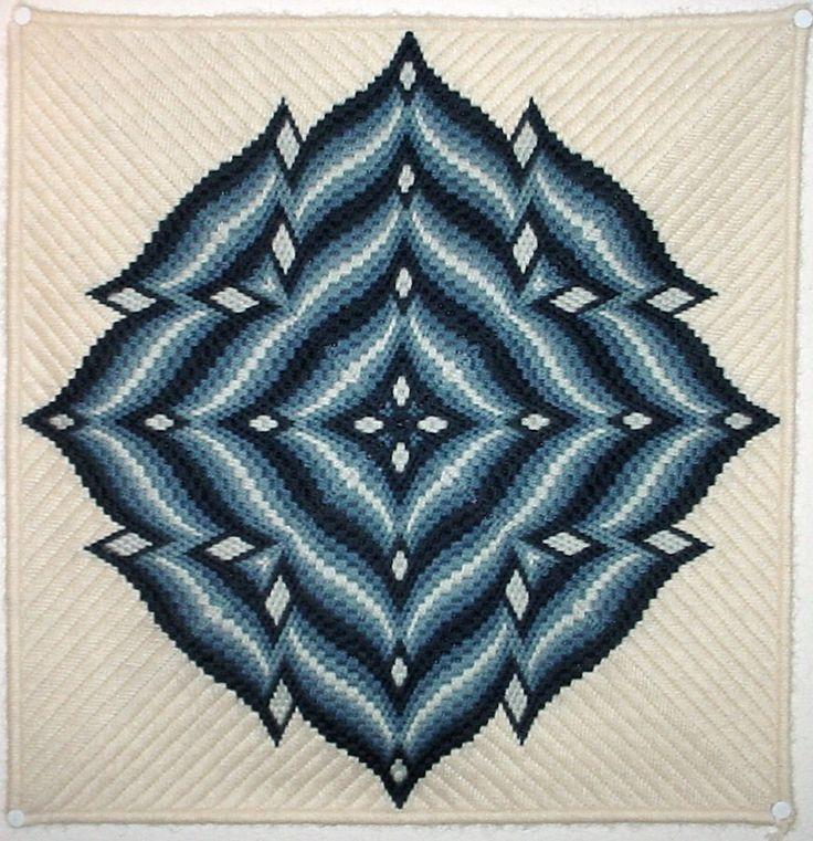 Caron Bargello Needlepoint Patterns