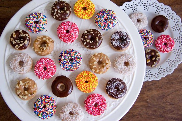 The Best Baked Mini Donuts Recipe Kitchen Recipes