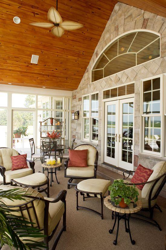 Back Porch Lounge