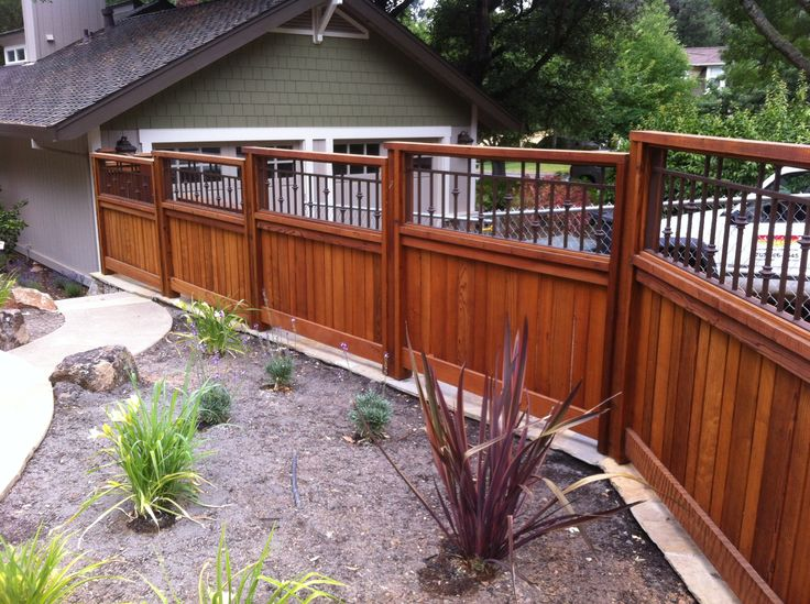 Decorative Fence Panel Inserts