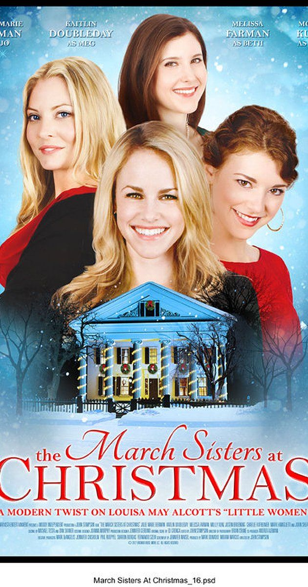 The March Sisters at Christmas (TV Movie 2012) Lifetime