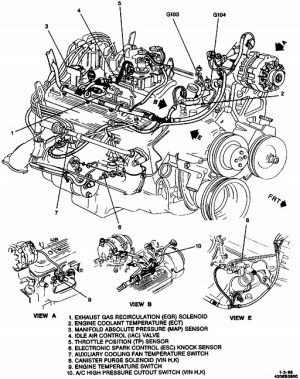 15 best images about Chevy 350 tbi stuff on Pinterest