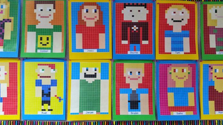 Die 25 Besten Ideen Zu Minecraft Kunst Auf Pinterest