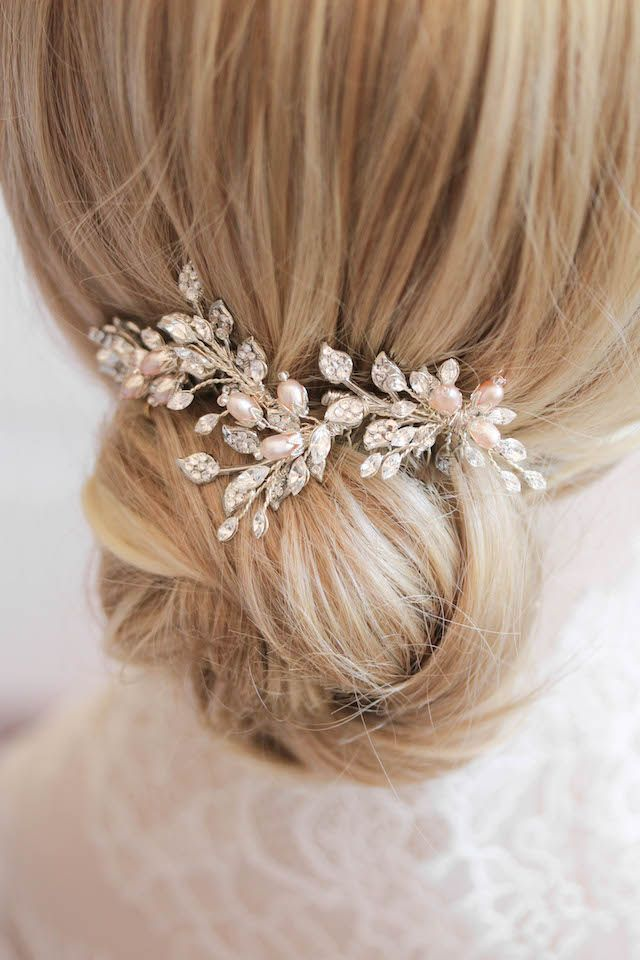 1000 Ideas About Elegant Wedding Hairstyles On Pinterest