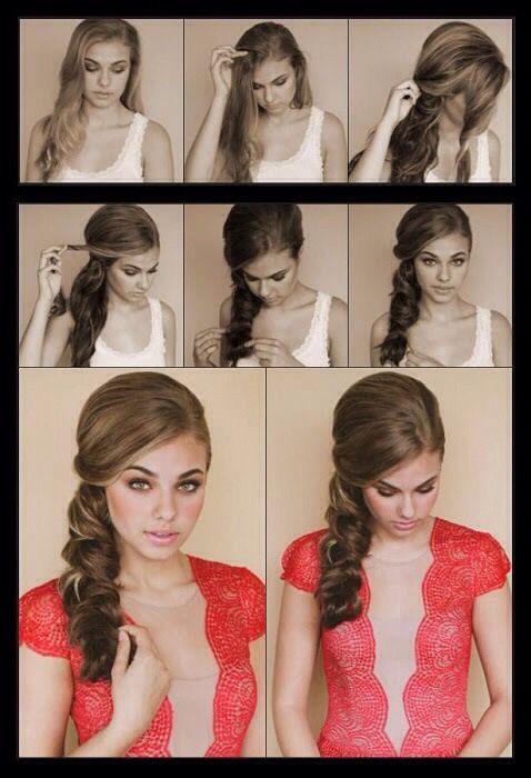 Hair Idea (maybe wedding hair)