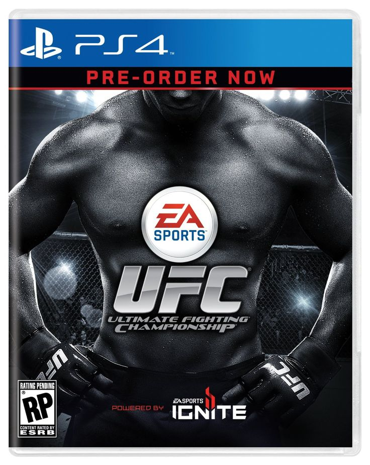UFC PlayStation 4 Video Games on PlayStation 4 PS4