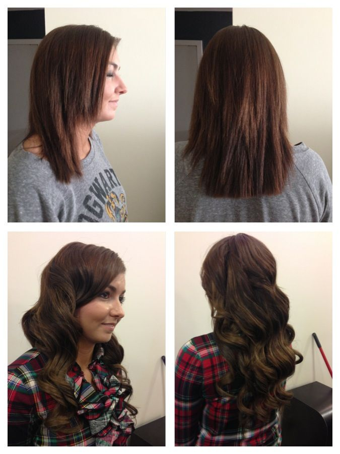 Dream Catchers Hair Extensions Done By Erin Carolan At