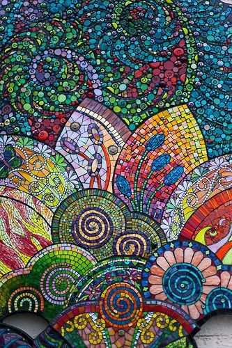 400 Best Images About Mosaic Project Ideas On Pinterest Mosaics Mosaic Bottles And The Mosaic