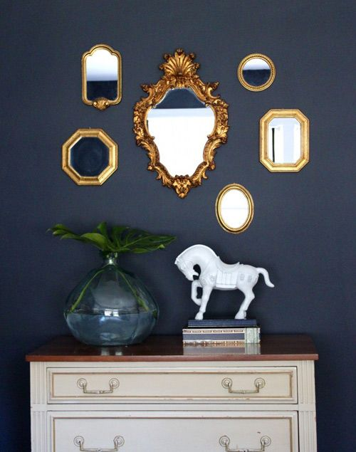 love the different sizes and frames: