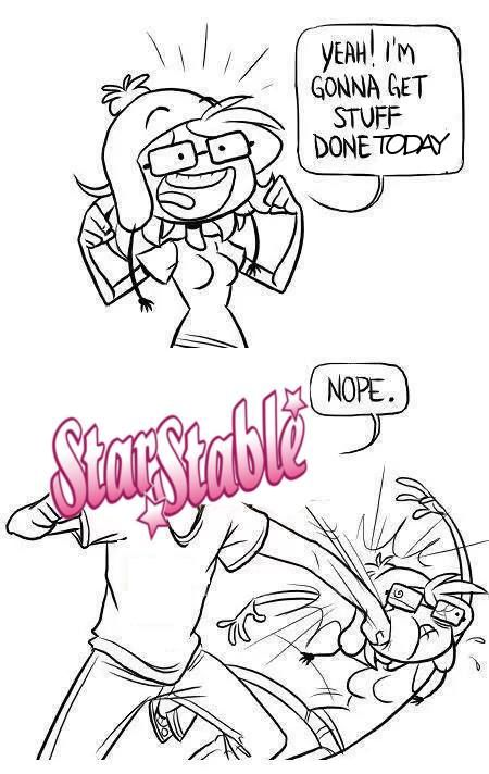 Star Stable Arabian Edits