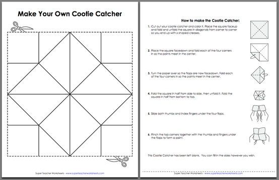 image about Printable Cootie Catcher Template identified as Blank Cootie Catcher Template. click on below towards obtain drinking water