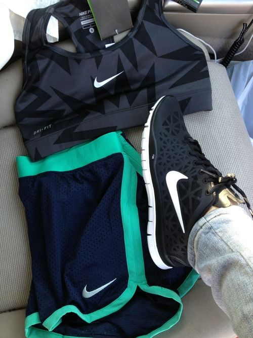 I need new running shoes and black nikes are at the top of my wish list!