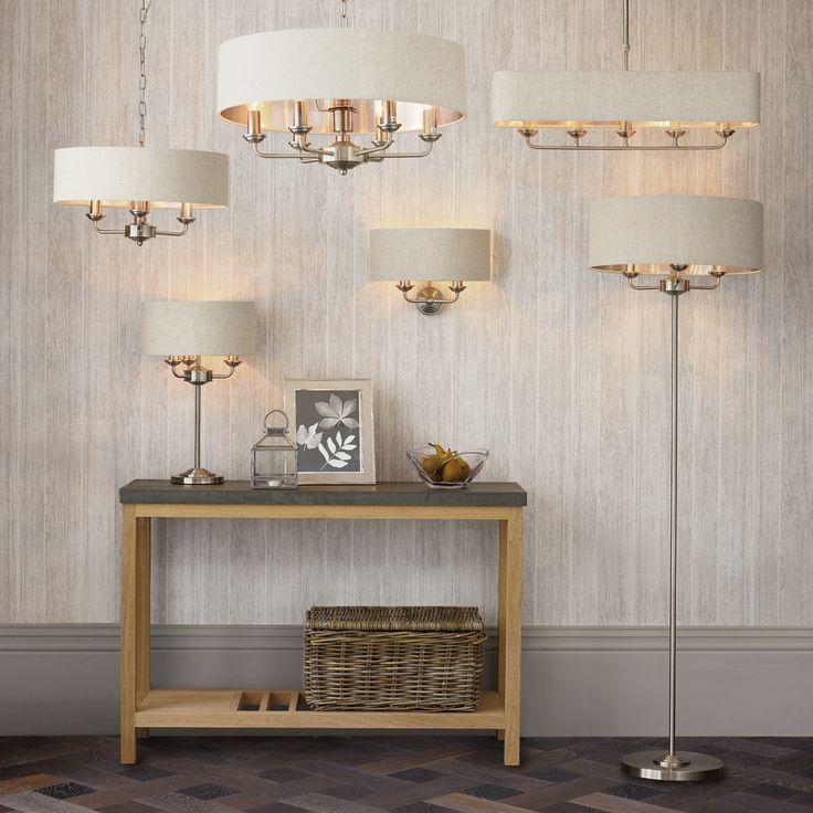 Laura Ashley Sorrento Range SS16 Lighting Bright Buys