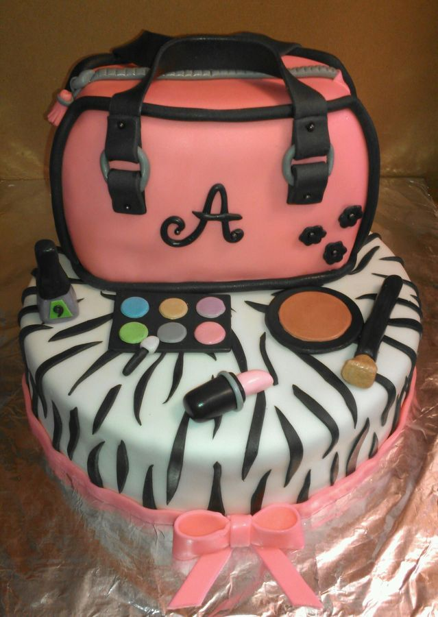 7 Best Images About 9 Year Old Birthday Cake For Girls On