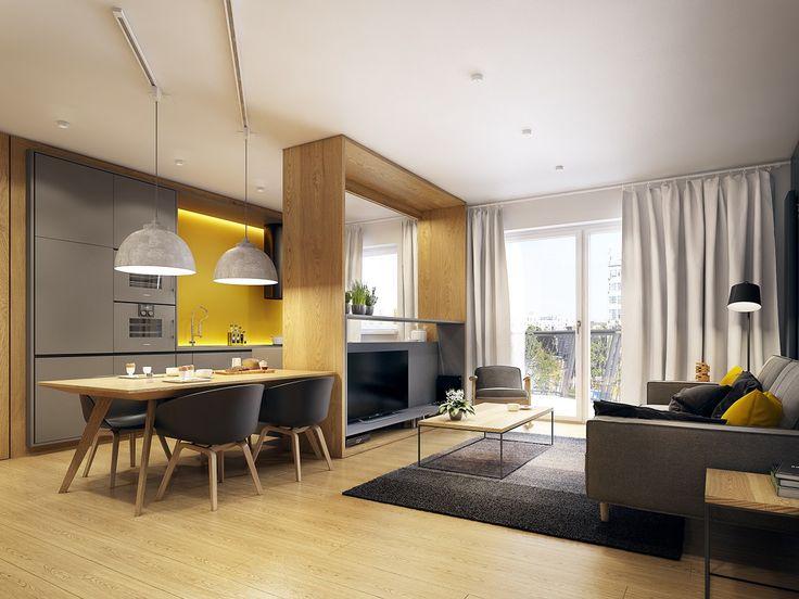 25 Best Ideas About Apartment Interior On Pinterest