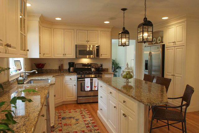 Tan Granite Countertops Something Like THIS!! But With