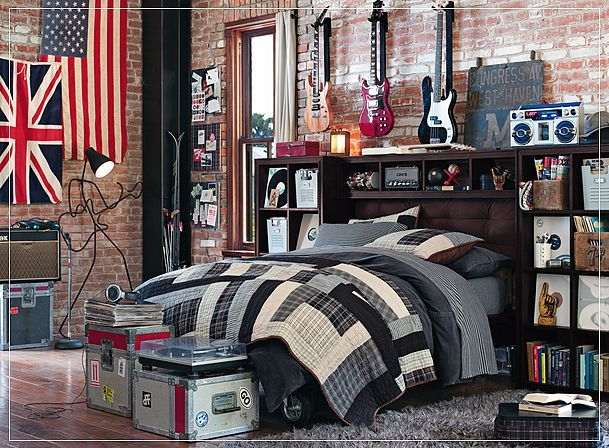 45 Best Images About Teen Boy Room Ideas On Pinterest