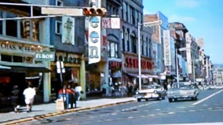 PATERSON NJ(MAIN ST) Paterson,NJ Pinterest
