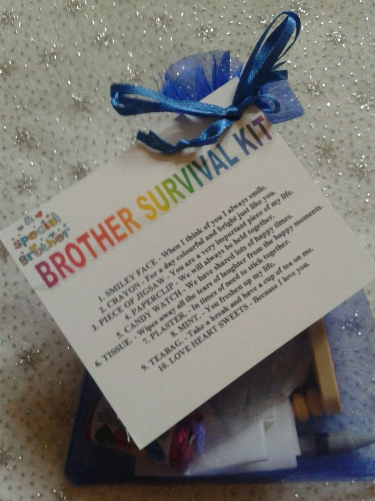 Gift ideas for sister and brother in law for christmas