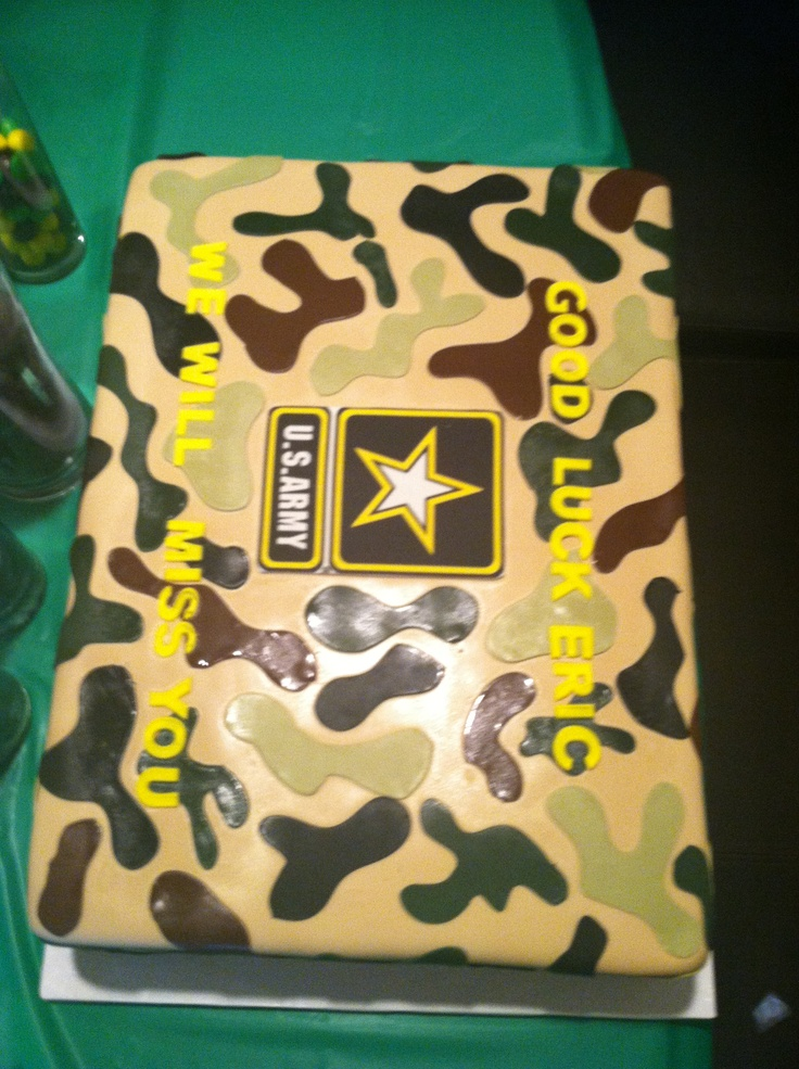 28 Best Images About National Guard Go Away Party On