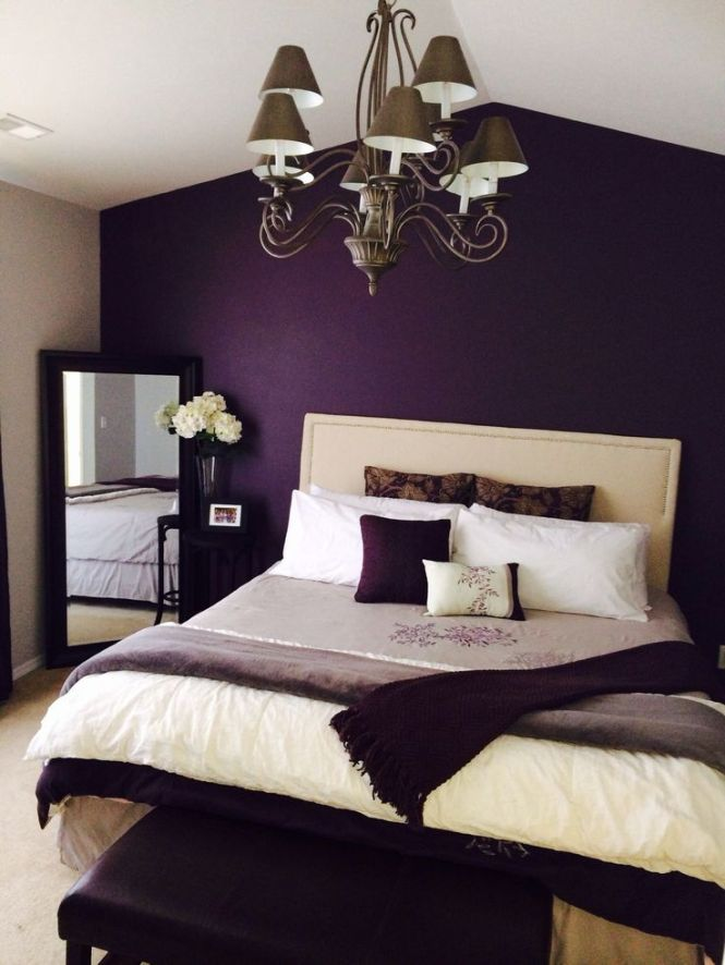 Latest 30 Bedroom Ideas To Make The Love Hen Purple