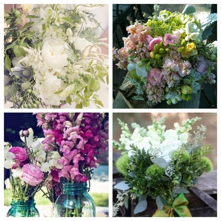 October in season wedding flowers Seasonal flowers (for