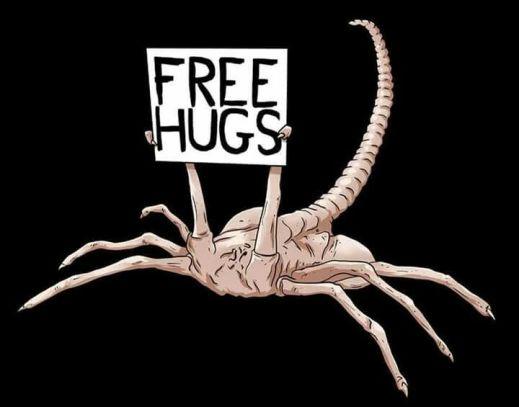 Image result for alien movie meme