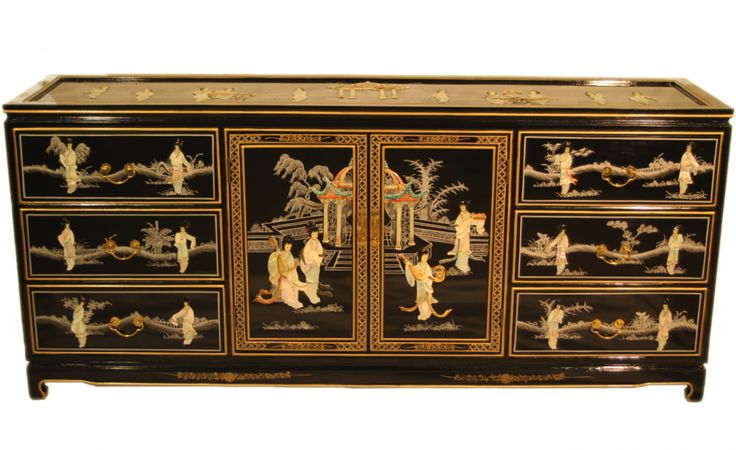 1000 Images About Chinese Lacquer Furniture On Pinterest