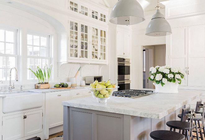 Southern Charm Kitchen Homes