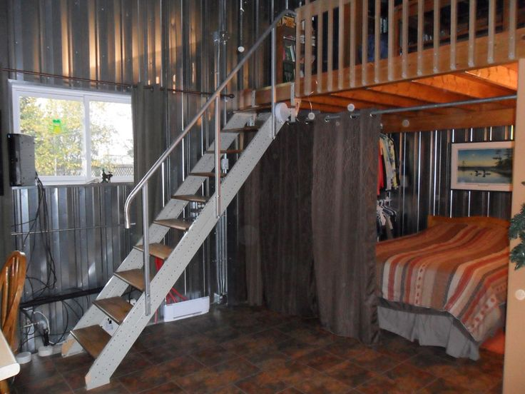 Loft Stair Stringers By Fast-Stairs.com