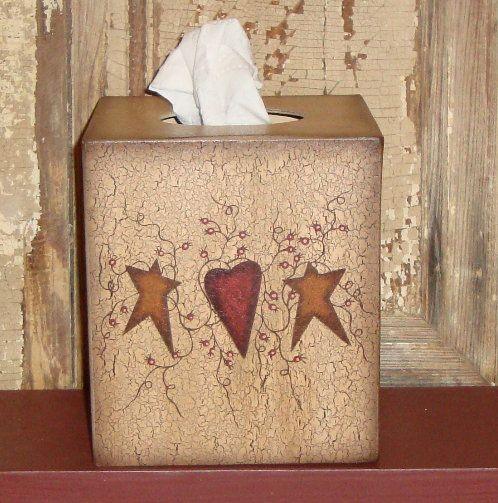Stars Holder Country Hearts And Tissue