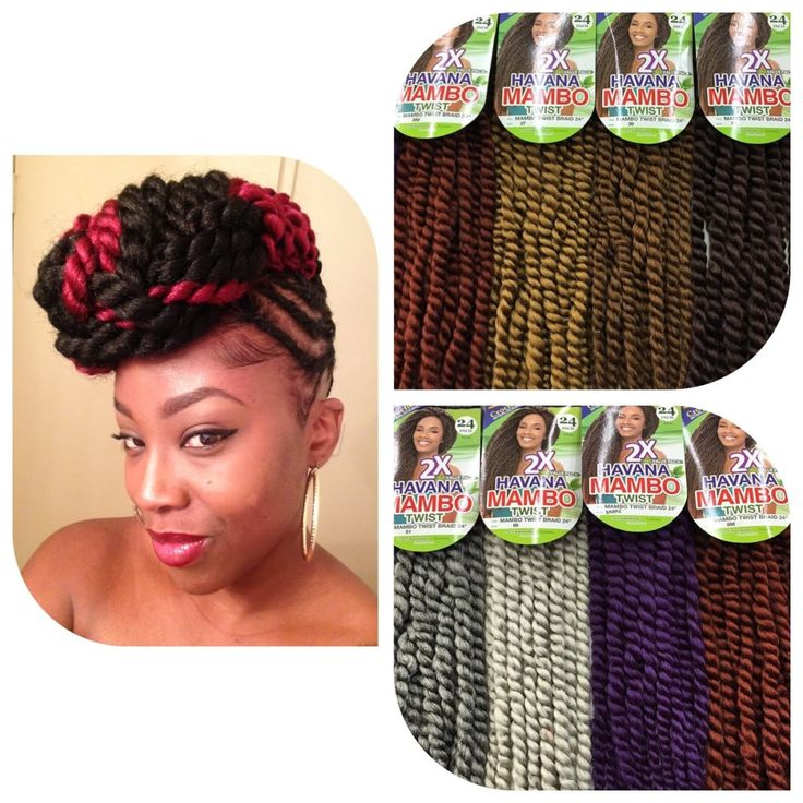 Twist Pompadour With Havanna Mambo Hair Video Pompadour